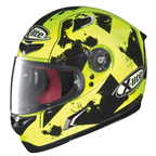 หมวก X-LITE X-802R ESCAPE FLUO YELLOW HELMET