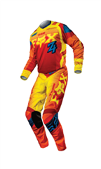 2015 FOX YOUTH 180 IMPERAIL GEAR SET RED/YELLOW