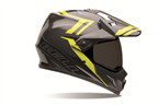 BELL MX-9 ADVANTURE BARRICADE HI-VIS