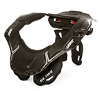 LEATT BRACE GPX 6.5 CARBON BLACK NECK BRACE