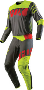 FOX FLEXAIR LIBRA YELLOW GEAR SET