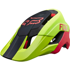 FOX METAH GRAPHIC HELMET