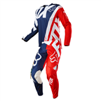 FOX 360 MXON LE CREO GEAR SET NAVY/RED