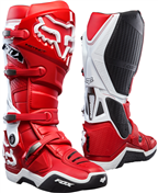 FOX INSTINCT BOOT RED/WHITE