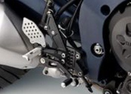 YAMAHA FZ1 RIZOMA REAR SET CONTROLS