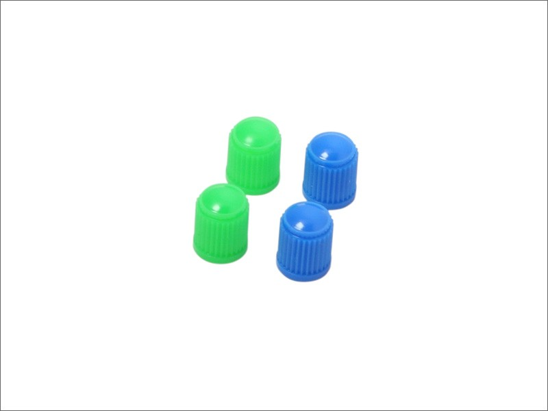 DRC AIR VALVE CAPS PLASTIC 4pcs