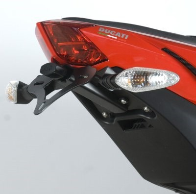 DUCATI 848 STREETFIGHTER R&G TAIL TIDY
