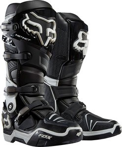 2015 FOX INSTINCT BOOT BLACK