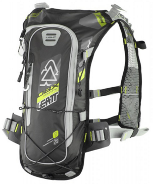 LEATT BRACE HYDRATION DBX MOUNTAIN LITE 2.0 LIME/BLACK