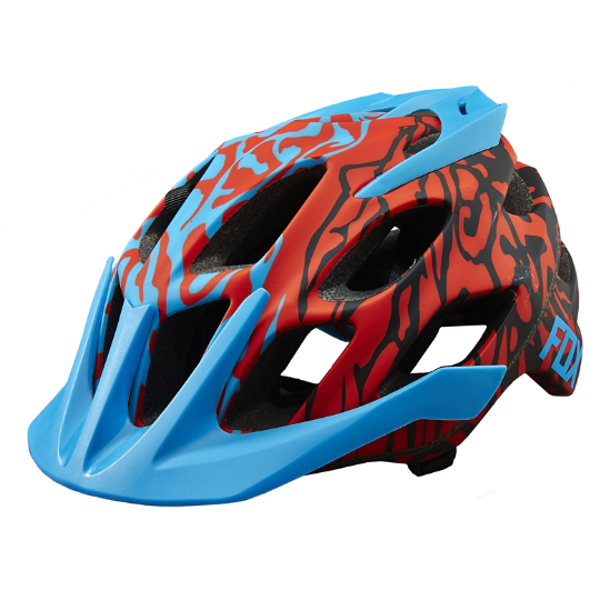 FOX FLUX CAUZ HELMET