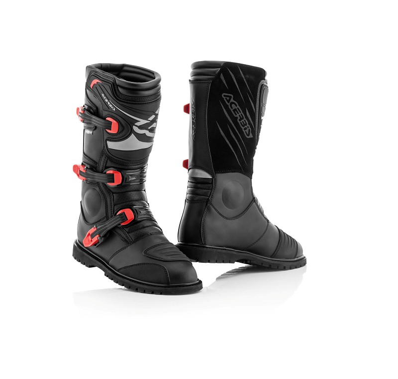 ACERBIS BOOTS ADVENTURE BLACK