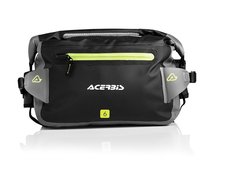 ACERBIS NO WATER WAISTPACK BLACK/GREY