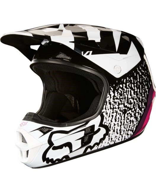 FOX V1 HELMETS HALYN