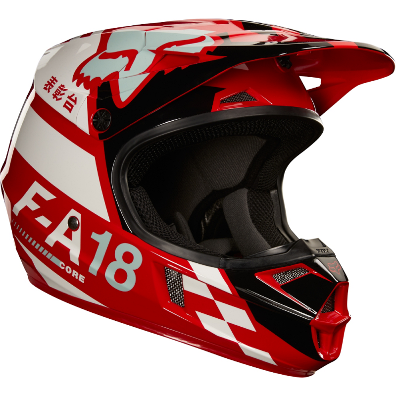 FOX YOUTH V1 SAYAK HELMET